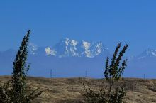 大美新疆之天山天池