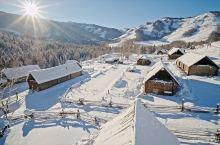 新疆丨南方人对雪的向往,像极了恋爱!