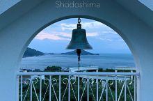 日本小豆岛山林小屋酒店,仿佛到了希腊🇬🇷  mark一下这次在岛上住的酒店-内海町奥利韦克斯山林小屋