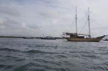 巴厘岛,码头准备出海