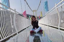 潮州也有超长超高点玻璃桥 恐高者慎入