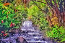 塔巴哥温泉-哥斯达黎加旅行打卡地