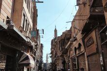 埃及‖开罗哈利利市场