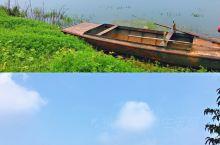 老家淮滨•有一个美丽的湖泊!——兔子湖