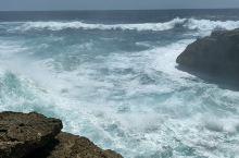 巴厘岛恶魔的眼泪,还是挺危险的