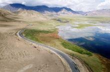班公湖湿地