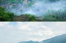 杭州周边小众古村落丨看云海,赏梯田