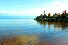 神秘美丽的,清澈见底的拉多加湖