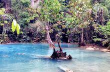 琅勃拉邦~光西瀑布