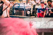 印度旅行|一辈子必过一次的神奇节日洒红节