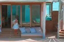 想来滑一滑嘛 索尼娃芙西水上滑梯别墅