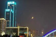 魅力夜色黄河