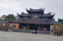 越南宁平拜顶寺一个打卡胜地