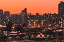 首尔这家小店可以拍到无敌城市日落!