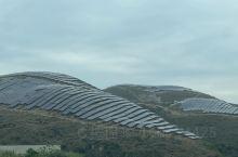 贵州随处可见的山脊,太阳能利用起来!
