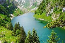 瑞士。Fälensee 湖  减少压力,享受最好的  #Appenzell