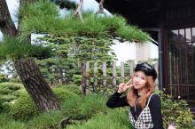 日本高松精巧的玉藻公园