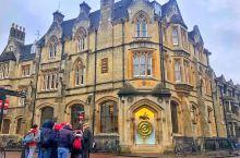 剑桥大学,书本文字变为眼前的风景