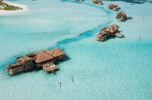 99%人不知的马代小岛,划船进入房间