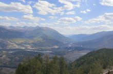 新疆阿勒泰地区喀纳斯湖