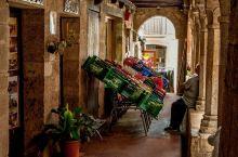 《权游》取景地,西班牙中世纪小镇贝萨卢