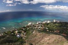 夏威夷钻石头山州立纪念碑,