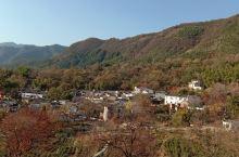 塔川的秋色、极美的