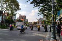 西贡街景  胡志明市·越南