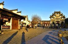 世界文化遗产地——西递古村落
