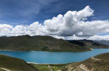 西藏三大圣湖之一-羊卓雍措