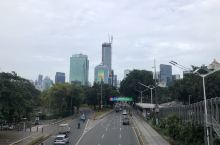 雅加达国家纪念塔和市中区