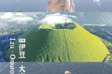 日本小众游伊豆半岛 仙境般的大室