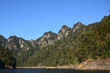 江西井冈山的水口景区。