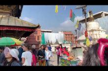 斯瓦扬布纳特寺游玩