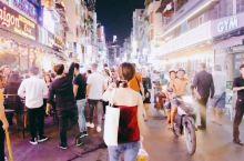 越南胡志明市 | 范五老街