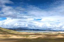 来到了向往已久的圣湖玛旁雍错,停在了神山冈仁波齐的山脚下,望着宽阔的高原湿地,顿感眼睛的天堂身体的地