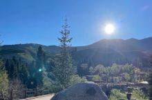 新疆伊犁•感受琼库什台原生态的美