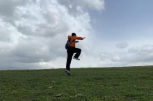 在那拉提草原