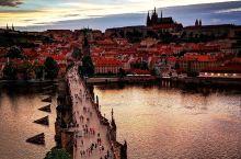 去布拉格实现公主梦吧