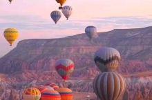 土耳其格雷梅小镇热气球,带你去浪漫的地方