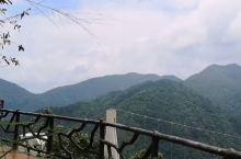 一桥飞架山巅,美景入画来!❤家乡美景 江西赣州 江西赣州文旅 江西安远文旅 三百山国家级风景名胜区