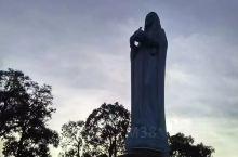圣母玛利亚像  西贡圣母大教堂