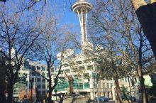 西雅图之太空针塔
