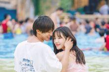 横店梦幻谷,丰富刺激的水上娱乐,凉爽一夏