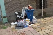 是谁家的垃圾及时处理