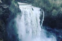Snoqualmie瀑布(1)