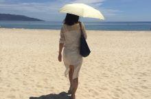越南的清水沙滩