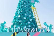 香港看展|9米圣诞树惊喜呈现蒂芙尼蓝