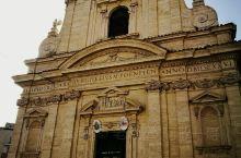 罗马''维多利亚圣母堂''位于城内Via Venti Settembre街口上一座不起眼的教堂,巴洛