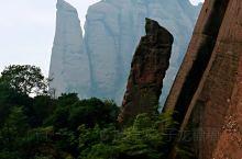 龟峰可以说步一景了,全程景交车送到栈道,开始爬山,最后坐船出来,挺丰富,网上门票有优惠十元,还不错。